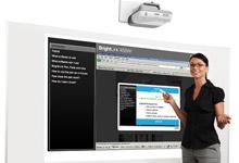 BrightLink 455Wi Interactive Projector